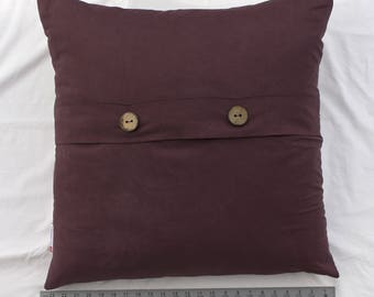 Truffle Purple Euro Pillow