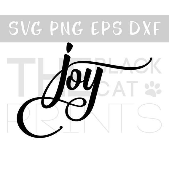 Download Joy svg file Religious svg Vector file Cricut svg cut