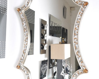 Crystal Mirror made with SWAROVSKI® Crystal