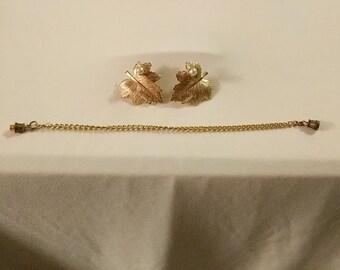 Vintage Sarah Coventry Jewelry Set