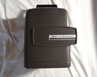 Vintage Bell and Howell Super 8 Projector Model 346 A