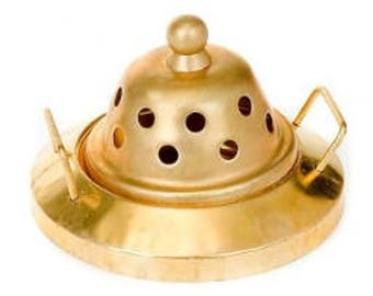 Incense burner for resins and powders - ALADINO