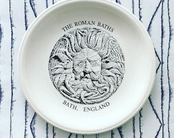 Roman Baths 'Medusa' Plate