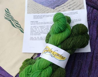 Silverdale Sands Shawl Kit