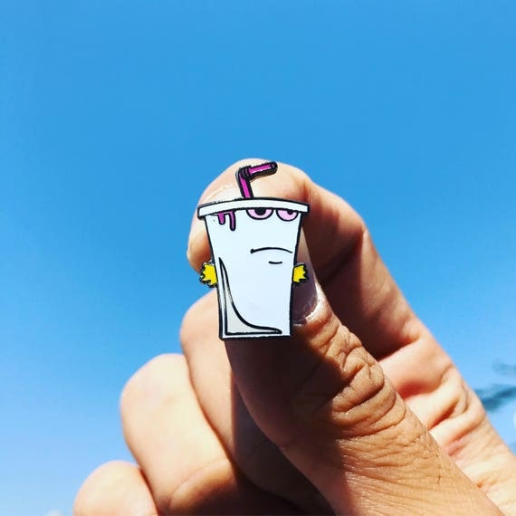 Mister Shake pin