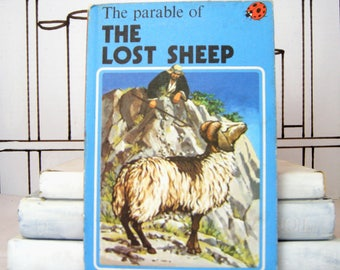 The Parable of the Lost Sheep (Vintage, Ladybird, Christmas, Bible)