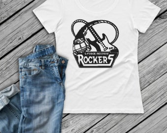 Rock n' Roller Coaster Shirt