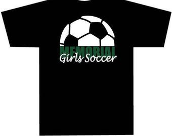 Custom Soccer Team Fan Shirts