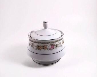 Everbrite Fine China Sugar Bowl