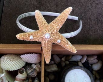 Sugar Starfish Headband