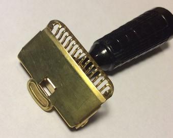 Vintage Gem Junior SE Fat-Handle safety razor