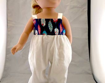 Feather Lite 18 inch doll jumper