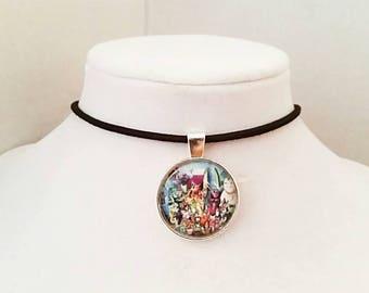 Pokémon Necklace Pokémon Pendant Pokémon Jewelry Kids Necklace Boy Necklace Dragon Charm Unique Pendant Unique Gift