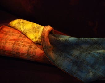 Wool - Lenne - Tri Colors fabric