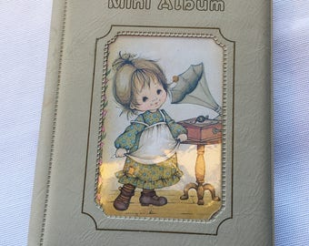 Vintage | Little Girl | Photo Album | Brag Book