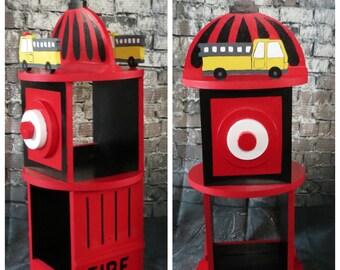 Fire Hydrant Shelf