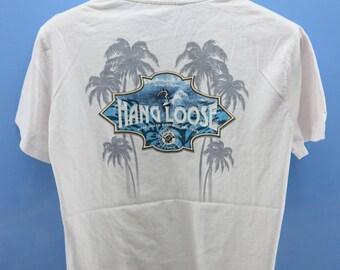 Vintage Hang Loose Hawaii Surf Shirt Size L