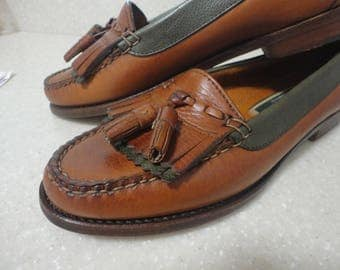 UNUSED Cole Haan Leather Loafers Size 8 M