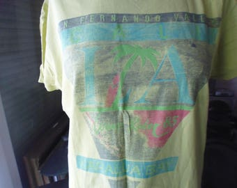vtg tee shirt LA San Fernando valley