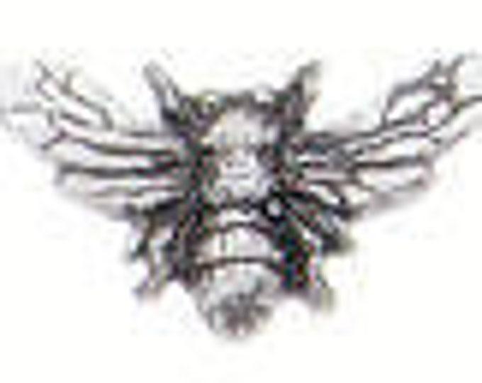 BEE Danforth pewter shank button