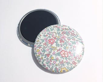 """56mm Liberty """"Katie and Millie - Pastel"""" magnet"""