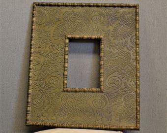 4 x 6 Picture Frame Wide Italian Ornate Design