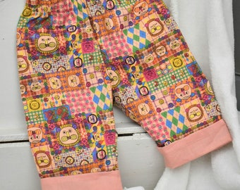 Mixed baby trousers