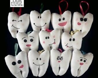 Tooth fairy sachet