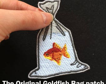 Goldfish patch