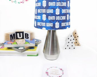 Tardis lamp etsy mozeypictures Gallery
