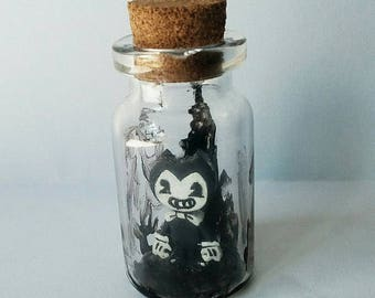 bendy and the ink machine ink bottle