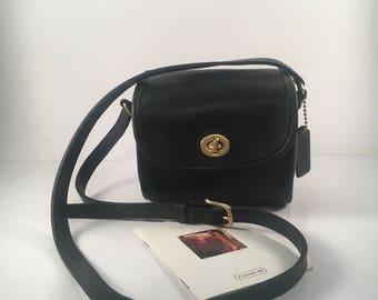 Coach Bag / Vintage Coach Crossbody Bag / Coach Emily Handbag / Mint Condition / Made in the U.S.