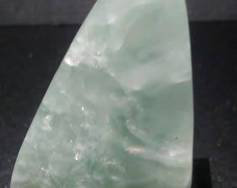 Prehnite Cabochon - Light Green