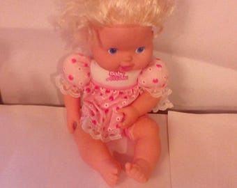Vintage Baby All Gone Doll 1991 Kenner  Baby Girl