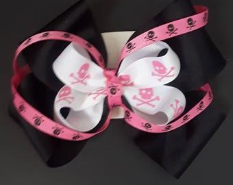 Gasparilla multi ribbon boutique bow