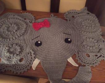 Elephant rug / blanket