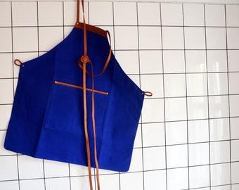 Canvas apron