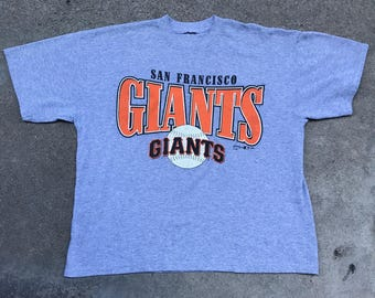 Vintage 90's San Francisco Giants Thermal T-Shirt