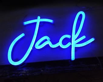 Your name in LED Neon Letters !