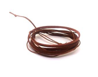 Mens suede bracelet
