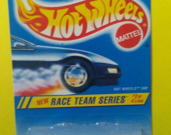Hot Wheels Indy 500 New on card