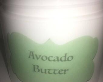 Avocado Butter * 4oz Jar