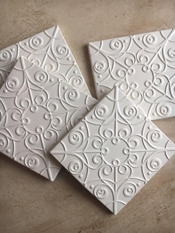Fantastic 1 Inch Hexagon Floor Tiles Thick 12X12 Cork Floor Tiles Solid 2 X 12 Ceramic Tile 2 X 6 Subway Tile Backsplash Youthful 24X48 Ceiling Tiles Yellow2X4 Drop Ceiling Tiles Mosaic Tile Supplies, Set Of (4) 6 X 6 Inch White Ceramic Tile ..