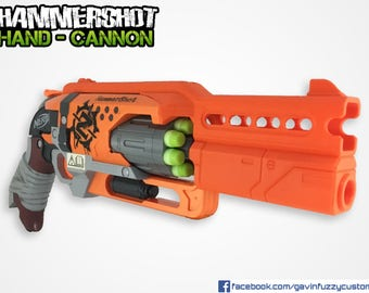 Nerf Hammershot Hand Cannon Barrel Kit