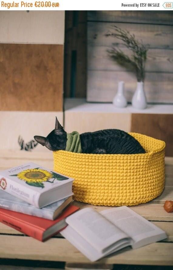 SALE 30 % DIY kit, basket pattern + rope cord + crochet hook, diy crafts, diy projects, diy home decor, diy craft kit, crochet pattern, do i