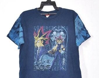 On Sale 25% Vintage Awesome Yu Gi Oh! T Shirt Akira Japan  Anime Japanese Animation  Size Medium