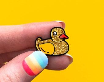Rubber Duck, enamel pin