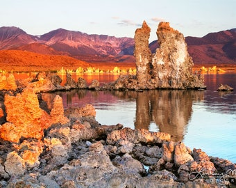 "Mono Lake Photo | ""Mono Lake Morning Light"" 