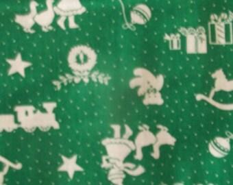 Christmas Spirit Allover Print Fabric