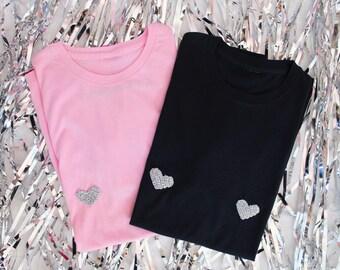 Sparkle Heart Edition T-Shirt